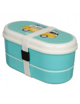 grote boekentas met ruglinten (wax coating), Ice Cream - Froy & Dind