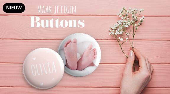 Zelf buttons maken
