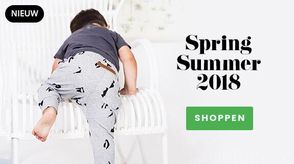 Spring Summer collectie kinderkleding 2018
