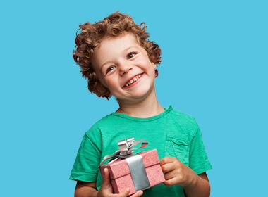 Cadeautjes voor jongens