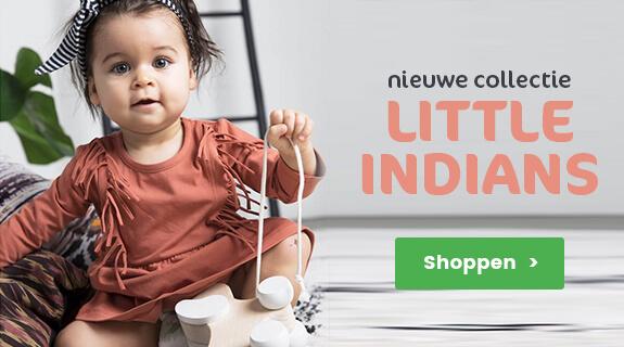 Little Indians nieuwe collectie